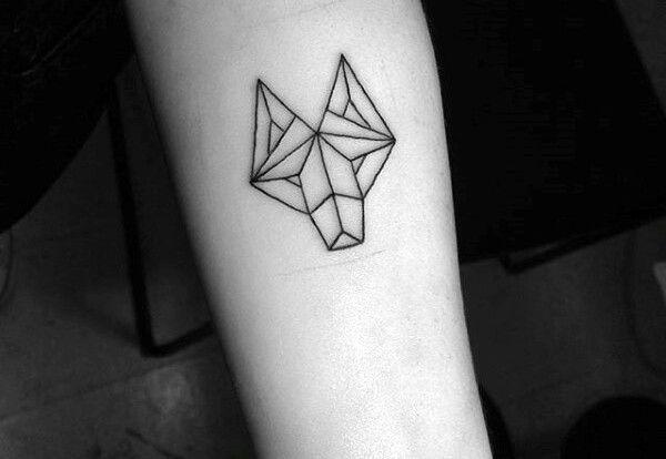 Graphic Tattoo Wolf Men Taylor Cool Small Tattoos Small Tattoos