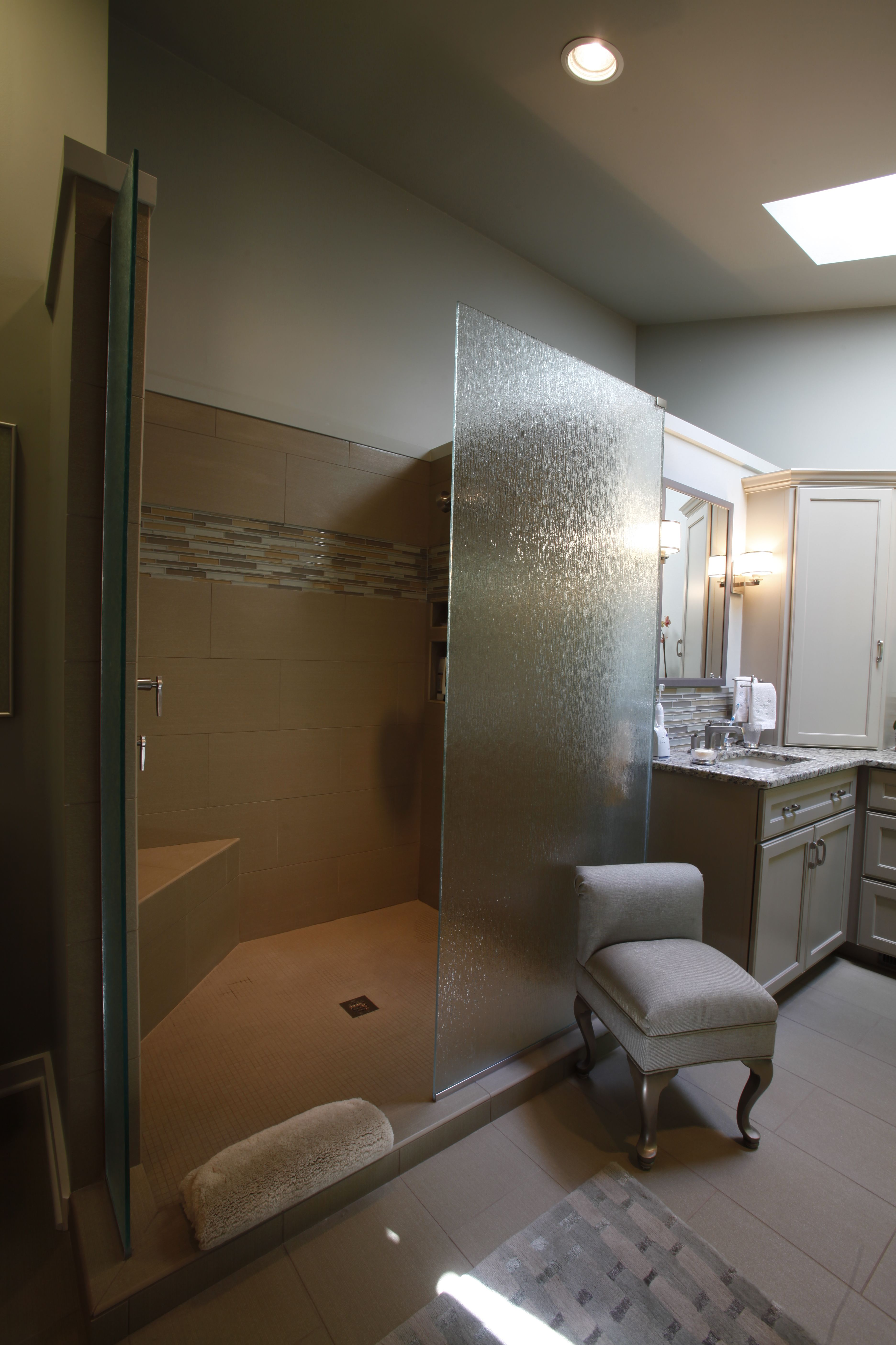 Dublin, Ohio Master Bath remodel by J.S. Brown & Co ...