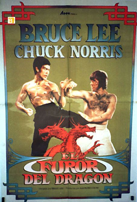 Return Of The Dragon Bruce Lee Bruce Lee 1973 Movie Poster 1260