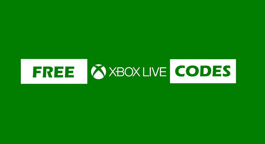 Free xbox live codes xbox gift card xbox gifts xbox live