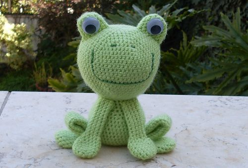 This is my first Amigurumi pattern - please let me know if there are ...