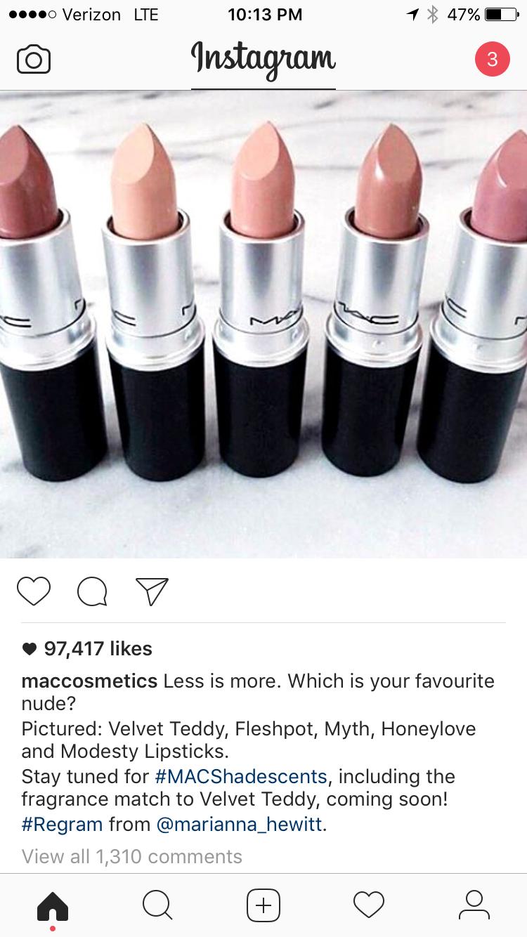Pin by Katie on Makeup Yo Lipstick, Mac shades, Velvet teddy