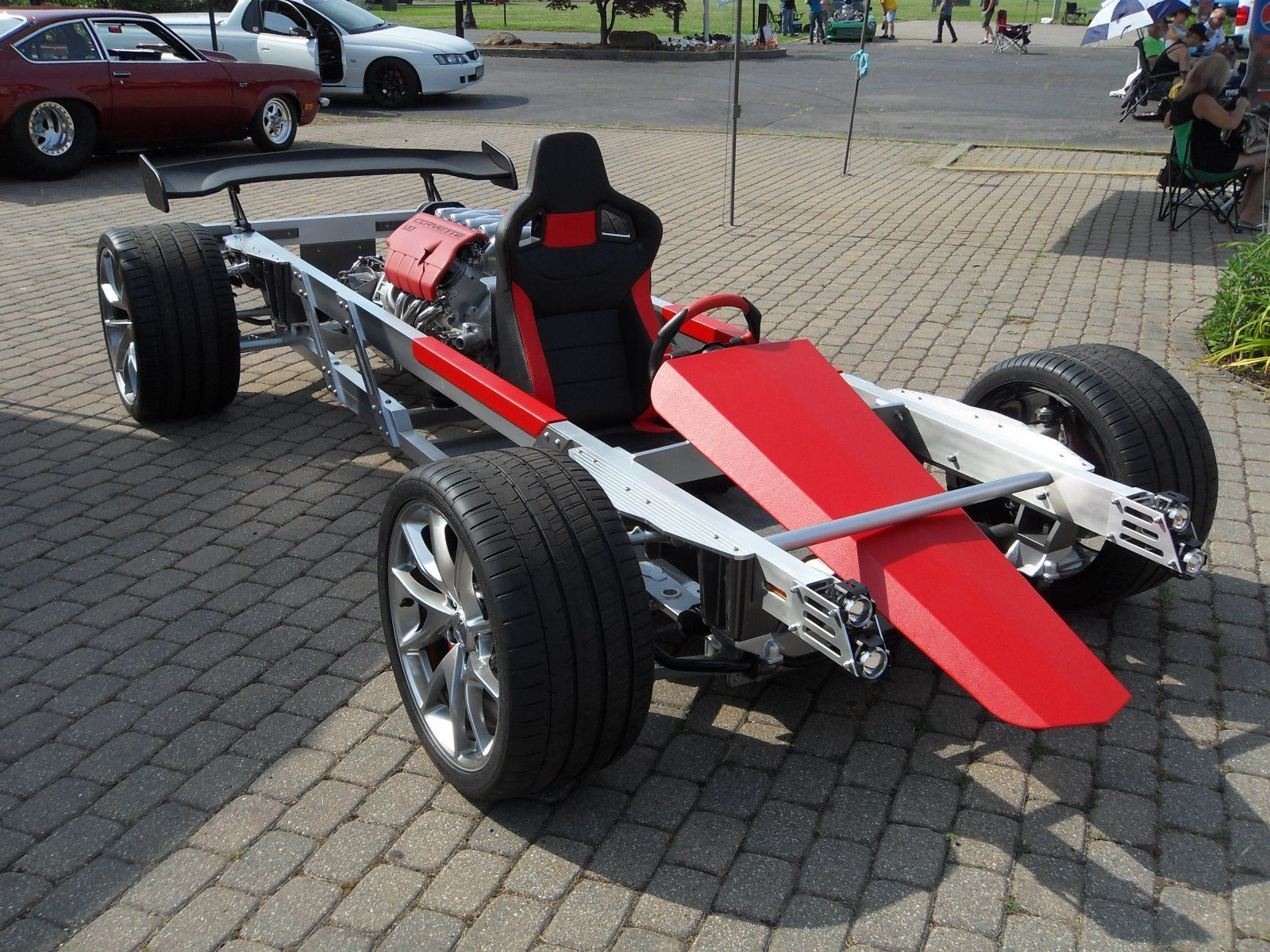 Build A C5 C6 Corvette Go Kart Autocross Suspension Component Upgrades Go Kart Autocross Corvette