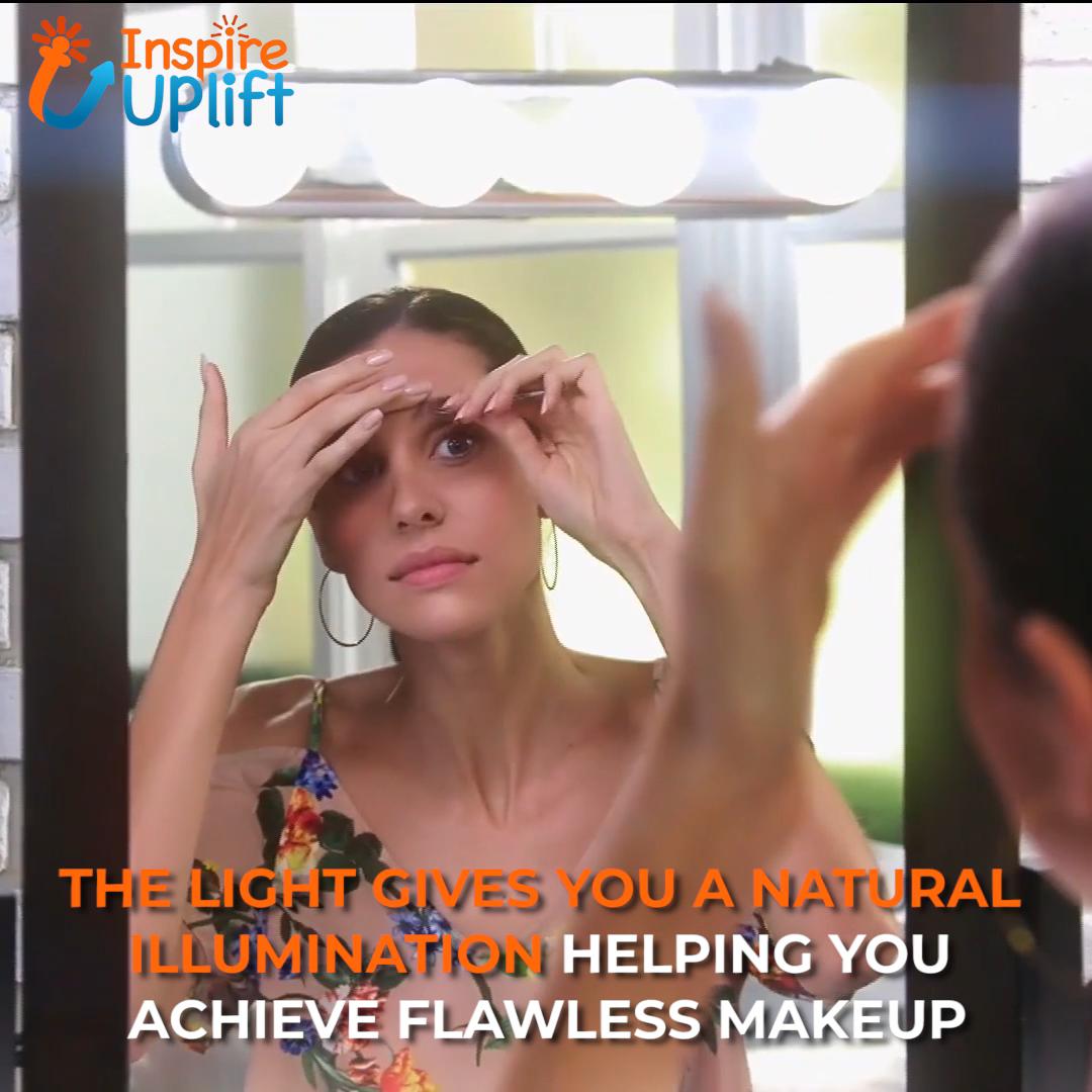 Portable Makeup Lighting 😍 -   9 makeup Light maquiagem ideas