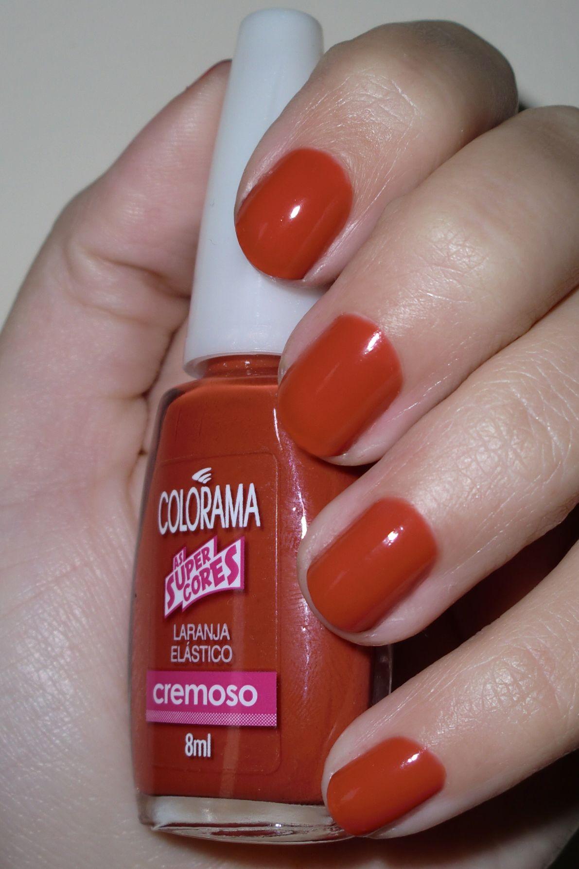 Colorama - As Super Cores - Laranja Elástico (2012)