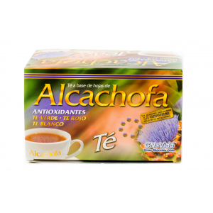 Ampolletas de alcachofa para adelgazar
