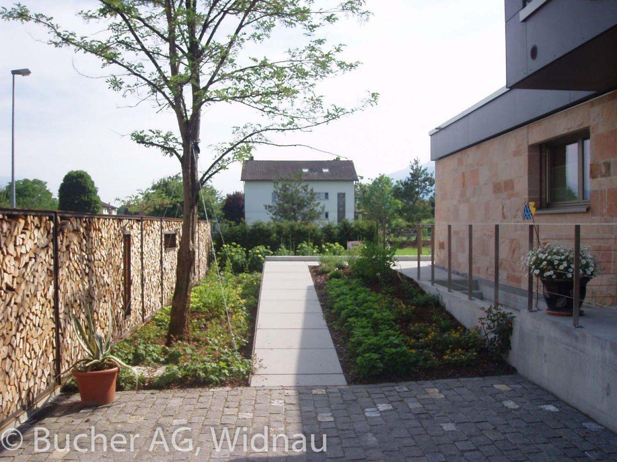 bucher pflanzencenter - gartenbau :: beton | terasse | pinterest