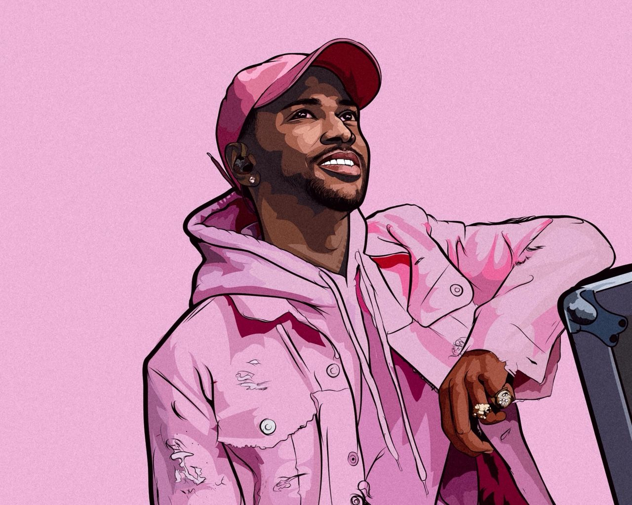 Pin By Anna On Artisticly Created In 2019 Art Dope Art Big Sean