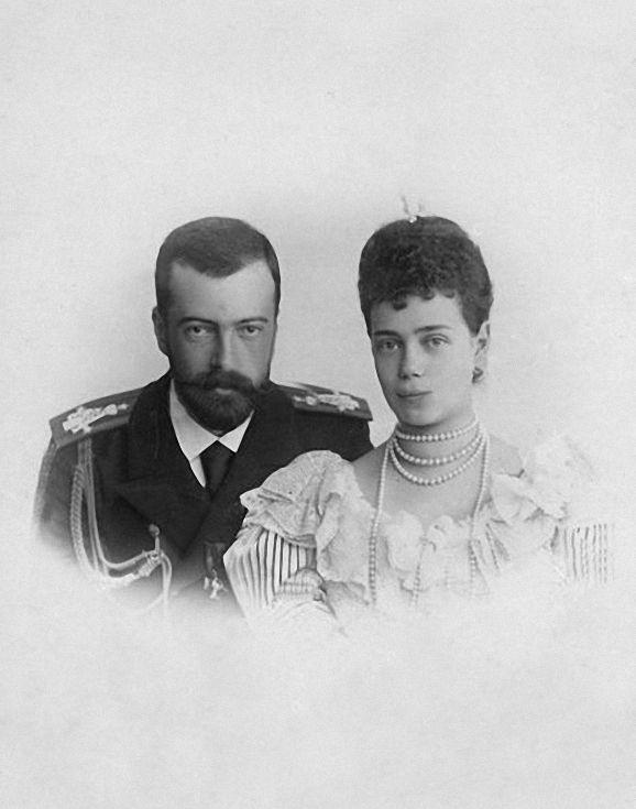 Xenia And Sandro Grand Duchess Olga Romanov Dynasty Grand Duke