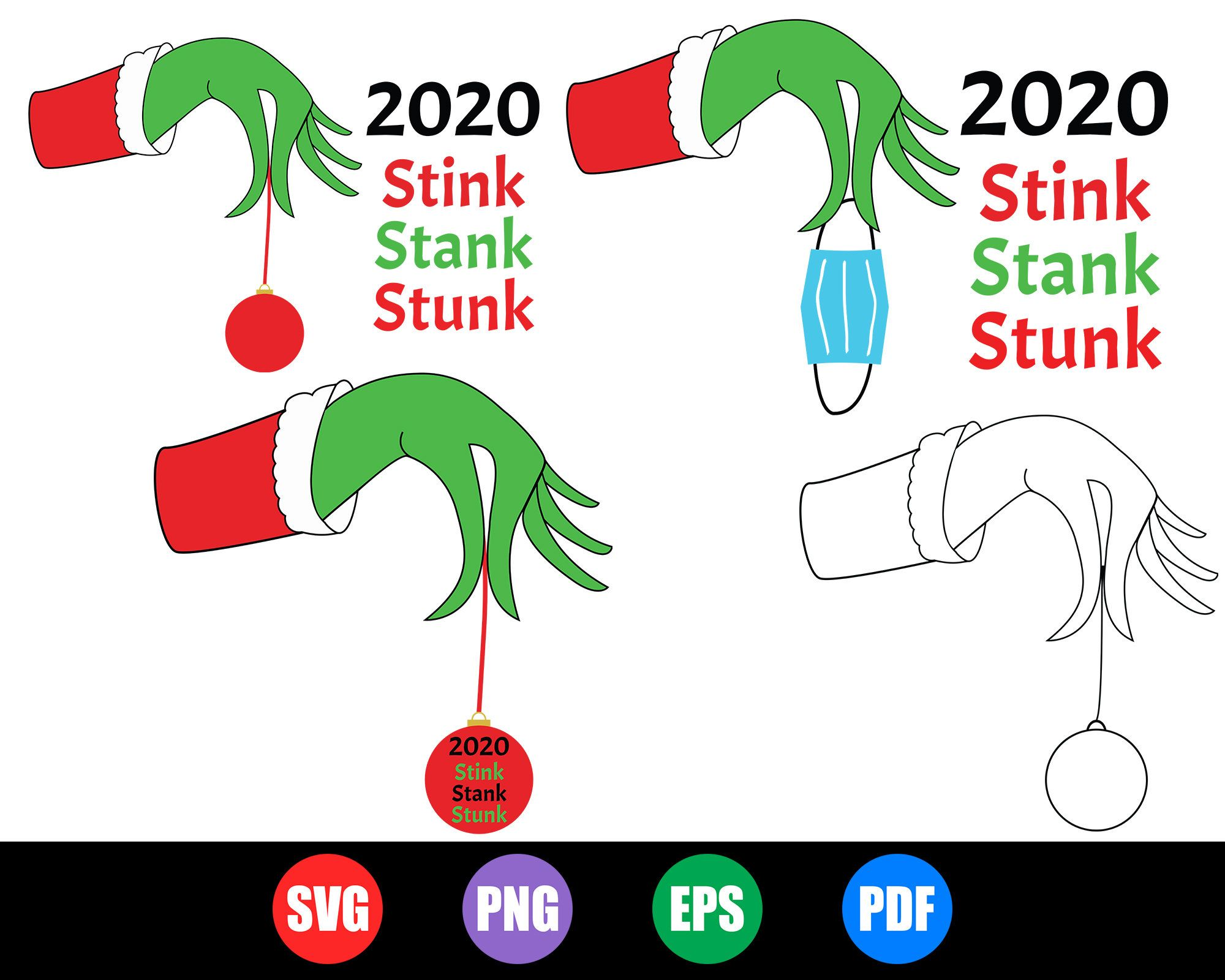 Stink Stank Stunk Svg 2020 Stink Stank Stunk Svg Christmas Etsy In 2020 Stink Stank Stunk Svg Christmas Svg