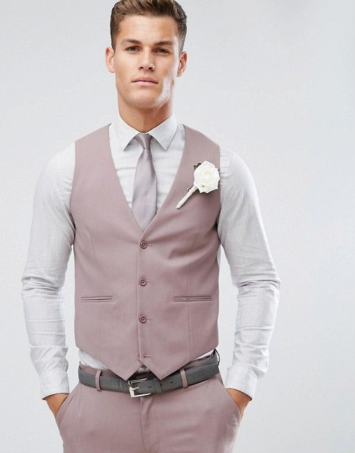 Love the color combination of this no-jacket wedding look! | ASOS ...