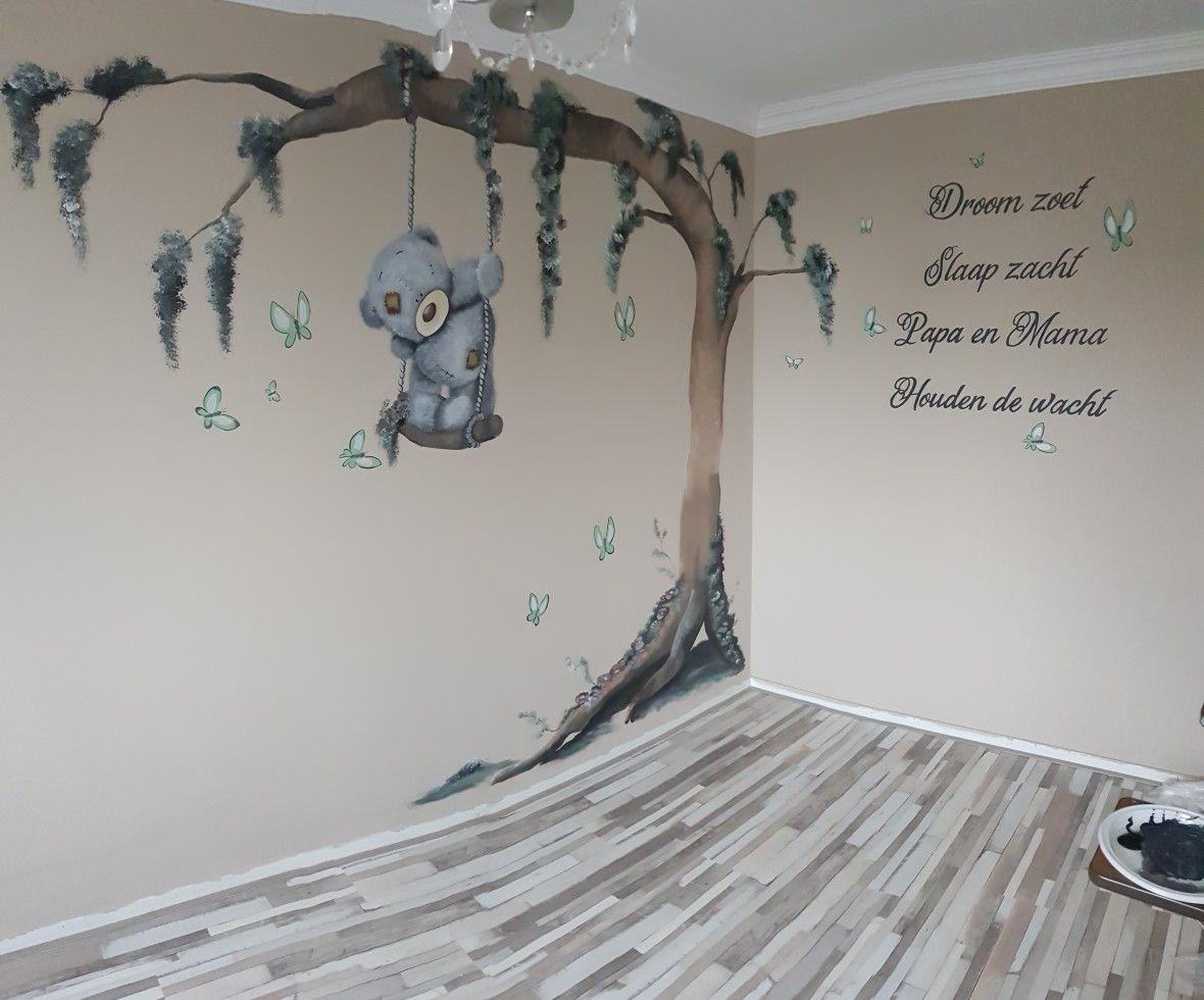 ≥ schilderijen voor stoere babykamer kinderkamer jongen