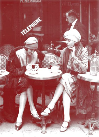 The 20's coffee style