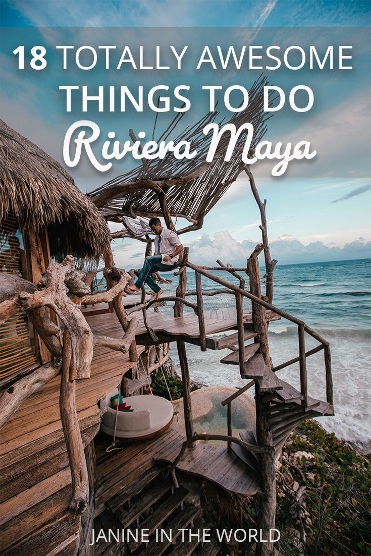 Discover all the best things to do in Riviera Maya, Mexico. Swim with sea turtles, snorkel with whale sharks, climb Maya ruins, dive in cenotes, and so much more! | Mexico travel destinations | Riviera Maya Beach | Riviera Maya excursions | Riviera Maya Xcaret | Riviera Maya Cenotes | playa del carmen things to do | Tulum mexico | chichen itza | coba ruins | #mexicotravel #rivieramaya #playadelcarmen