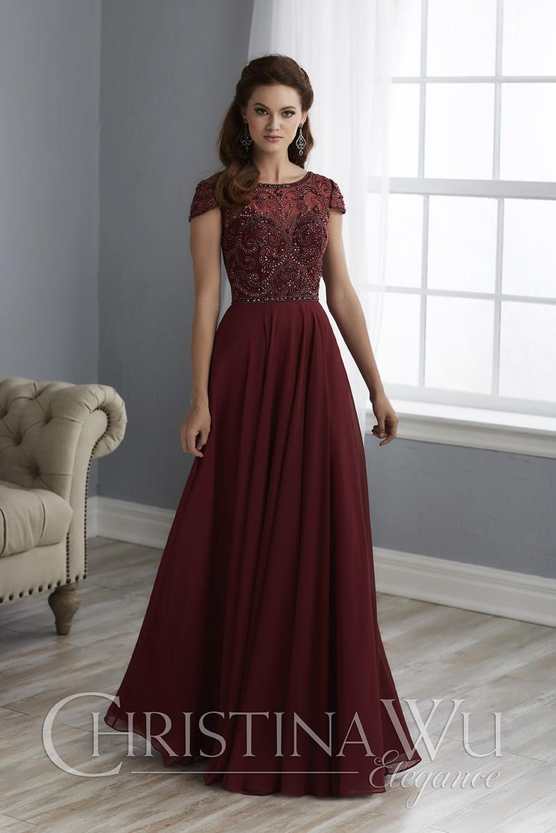 63e57dde Designer social occasion and guest of dresses Christina Wu Elegance 17861  2019 Prom Dresses, Bridal Gowns, Plus Size Dresses for Sale in Fall River  MA ...
