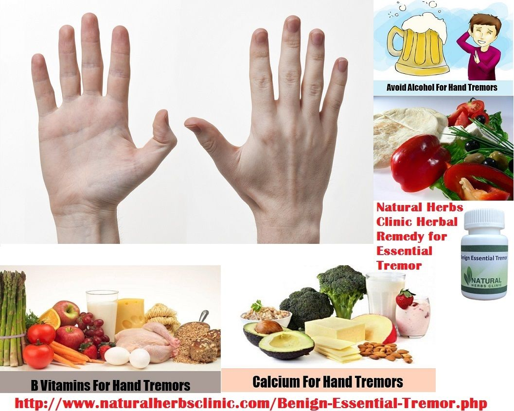 Essential Tremor  A Kind of Uncontrollable Tremble of The Body