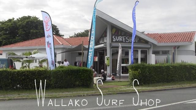 Sen No Sen x Wallako Surf Shop Surf and Ocean