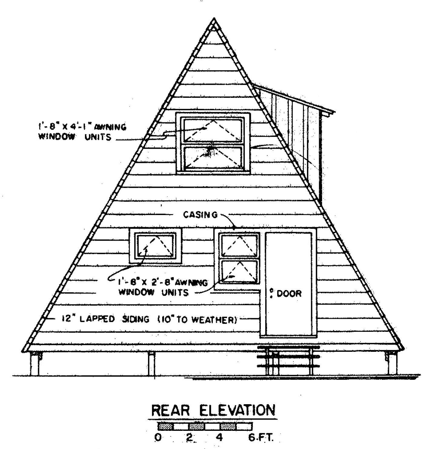 A Frame Cabin Design | Dad | Pinterest | Cabin, House and Tiny houses