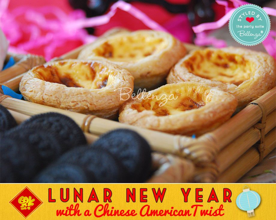 Lunar New Year Ideas with an Chinese American Twist | Food ...