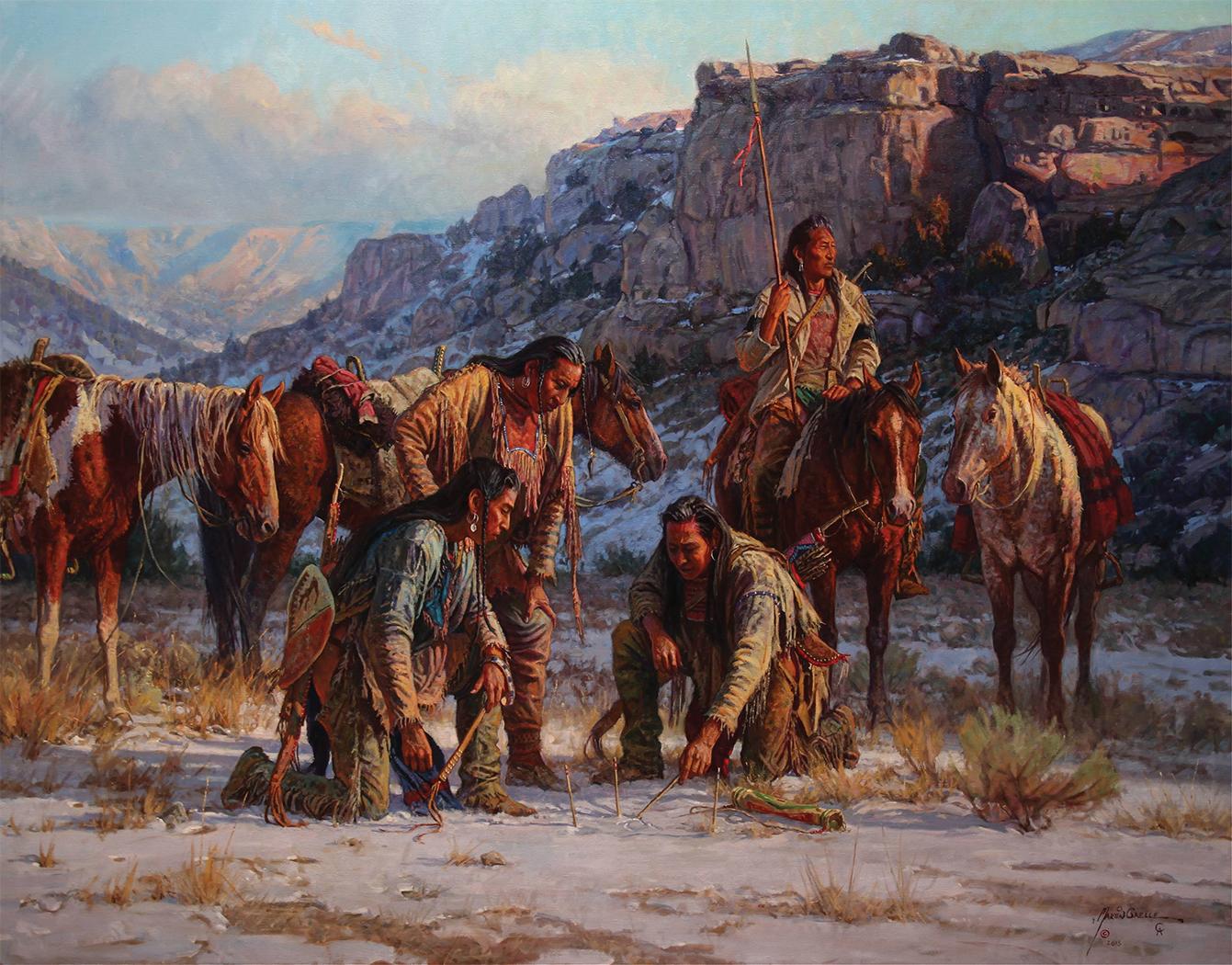 Cowboy Artists of America - National Cowboy & Western Heritage Museum