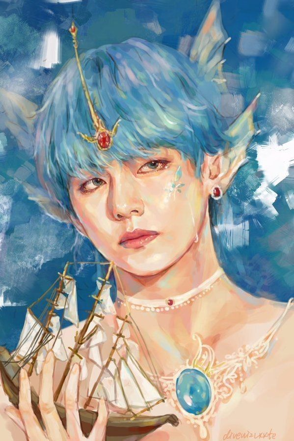 Photo of Fanart BTS +18 – ❃✾🧜🏼♂️ special sirens 🧜🏼♂️❃✾