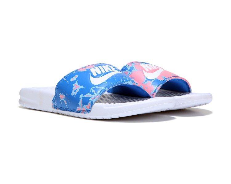 Women's Benassi JDI Slide Sandal | Slide sandals, Sandals