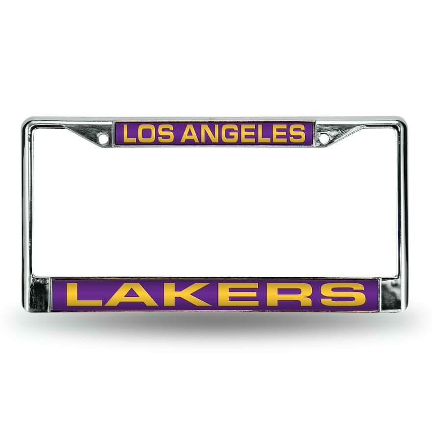 Los Angeles Lakers License Plate Frame License Plate Frames Los