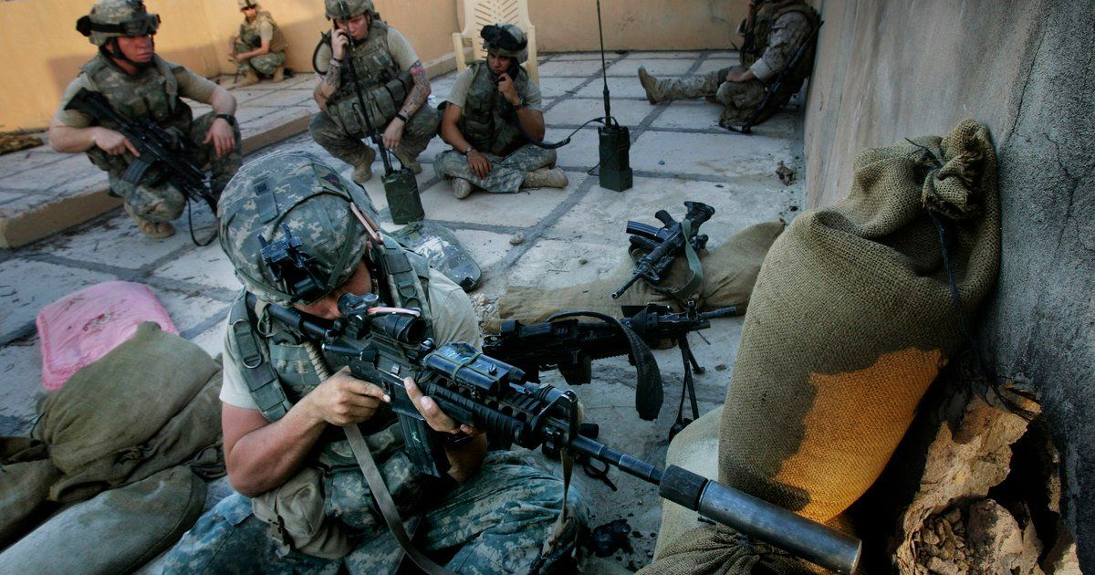 ArmyTimes (ArmyTimes) Twitter Iraq, 101st airborne