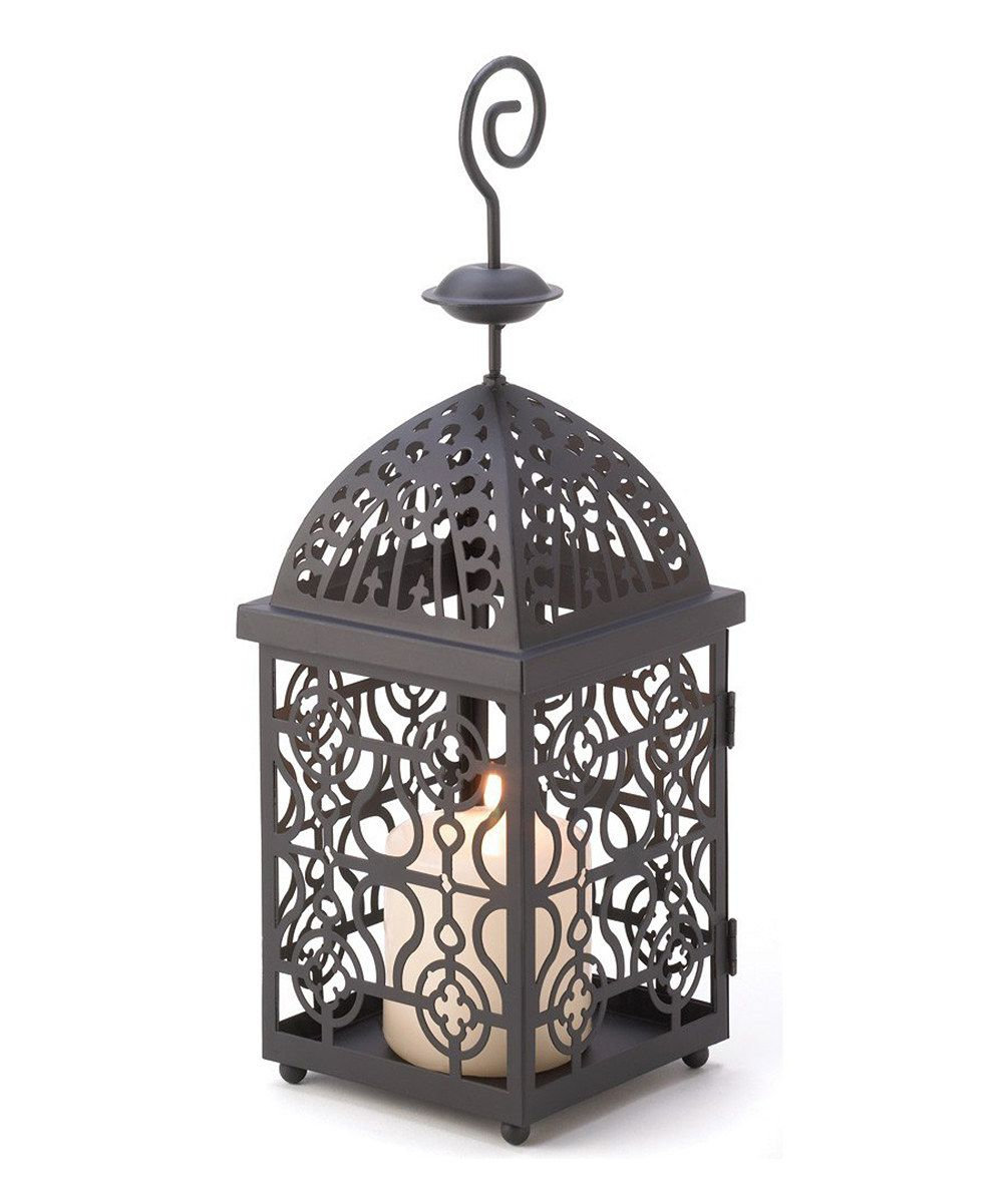 Moroccan birdcage candle lantern by koyal wholesale zulily