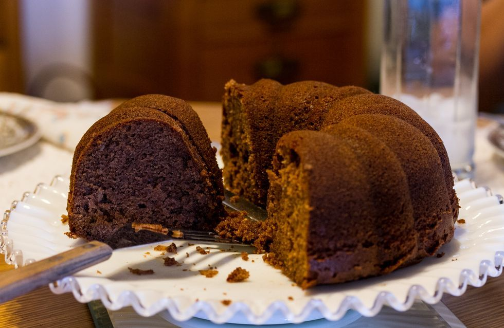 Photo of Juicy chocolate nut cake: World's best recipe