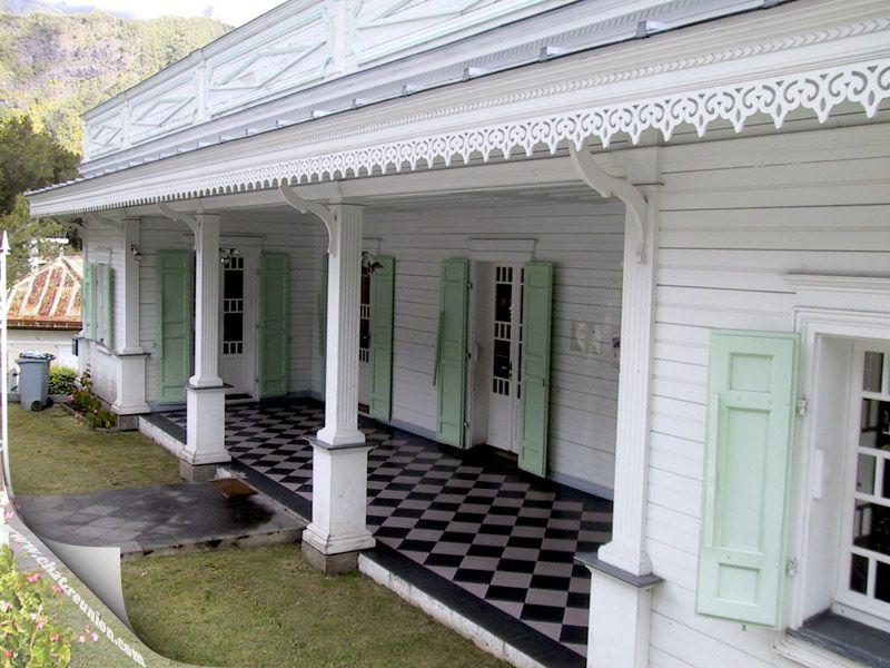 case creole en calumet et bardeau - Recherche Google Maison