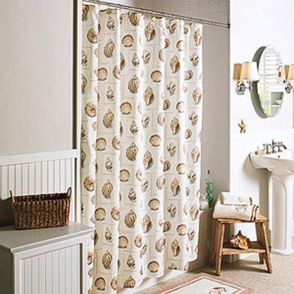 353d93c8efebbe0dab1c307310d465a9 - Better Homes And Gardens Shells Shower Curtain