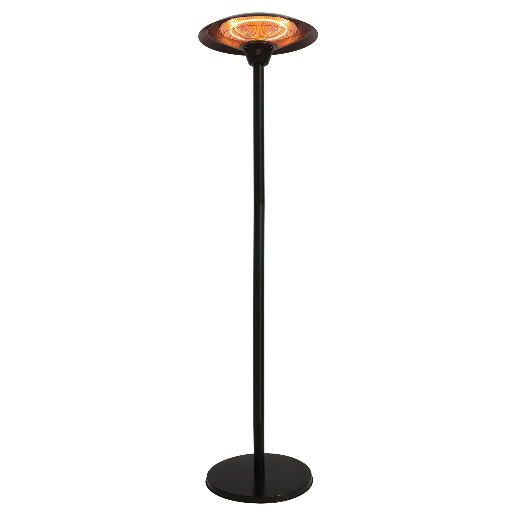 frisco colored halogen patio heater bronze fire sense products