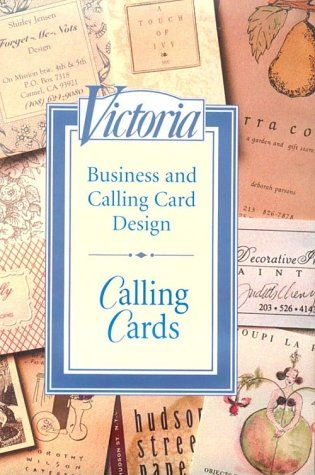Calling Cards: Business and Calling Card Design by Janet Allon,http://www.amazon.com/dp/1588160602/ref=cm_sw_r_pi_dp_u6kotb12C2N28Y23