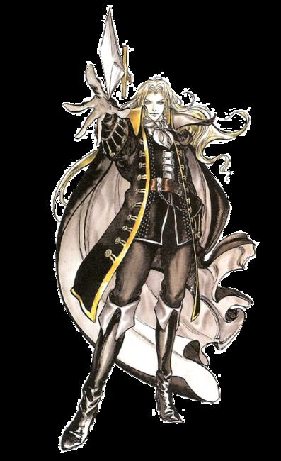 Alucard Castlevania Symphony of the Night Alucard