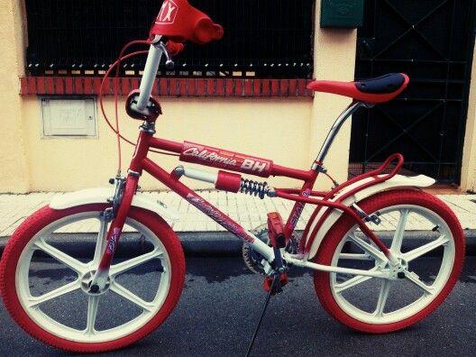 BH California. Bienvenidos a BMX old style. | bike life | Pinterest
