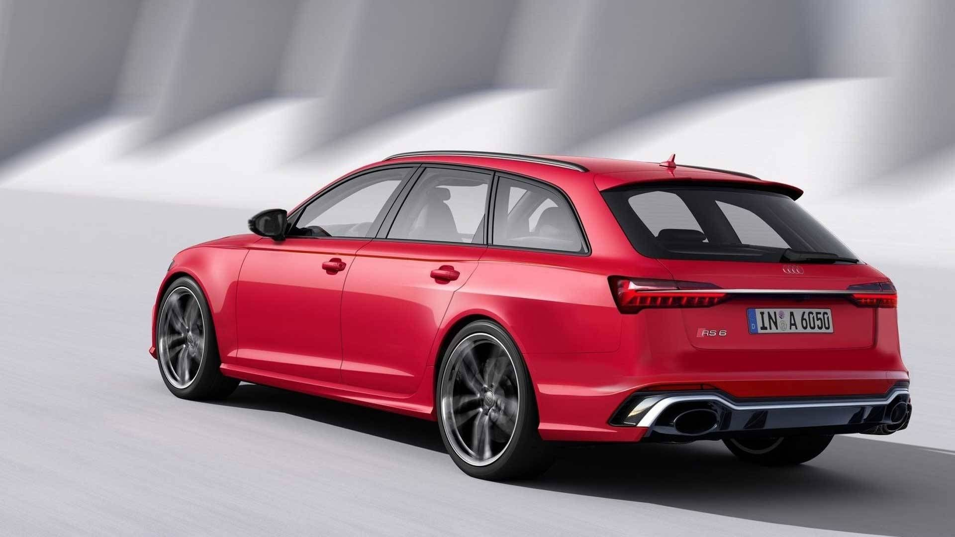 The 2019 Audi Rs6 Avant Spesification Cars Review 2019