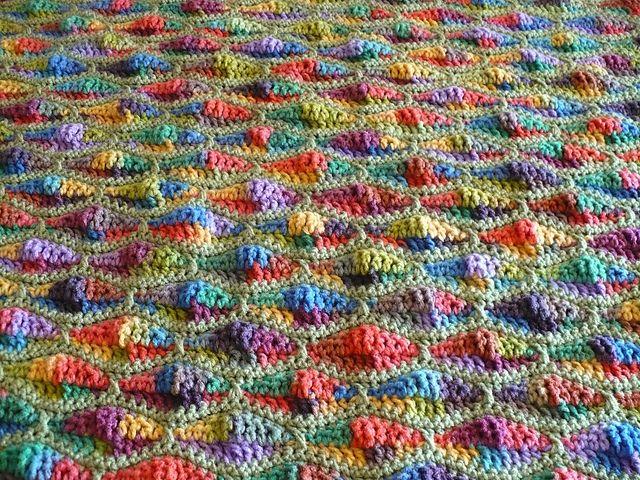 Boywave Blanket : free ravelry crochet pattern   Crochet patterns ...