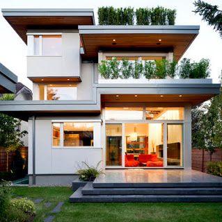 Fachadas De Casas Modernas Todo Para Disenar Una Hermosa Casa