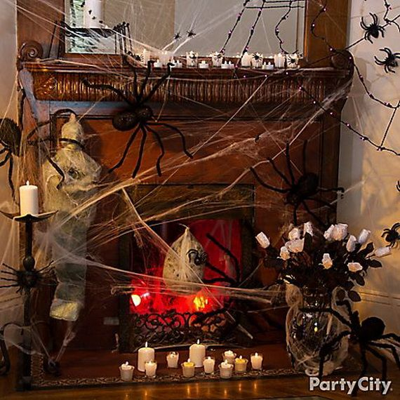 36 Spooky Halloween Decoration Ideas For Your Home (With