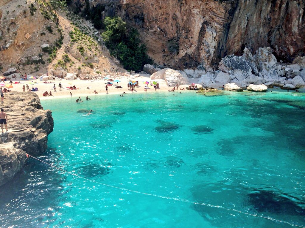 Cala mariuolo Sardegna