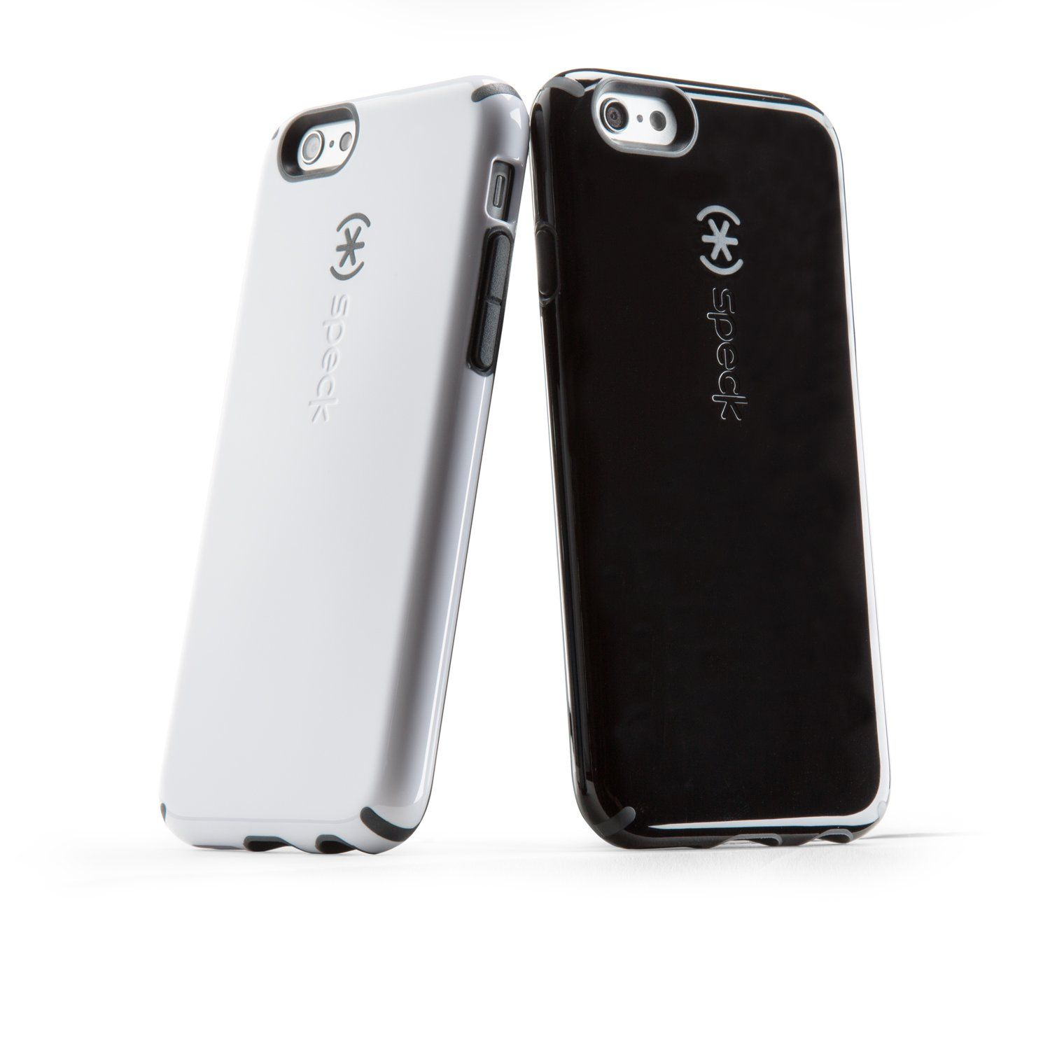 save off 8ef59 52174 Amazon.com: Speck Products CandyShell Case for iPhone 6 - White ...