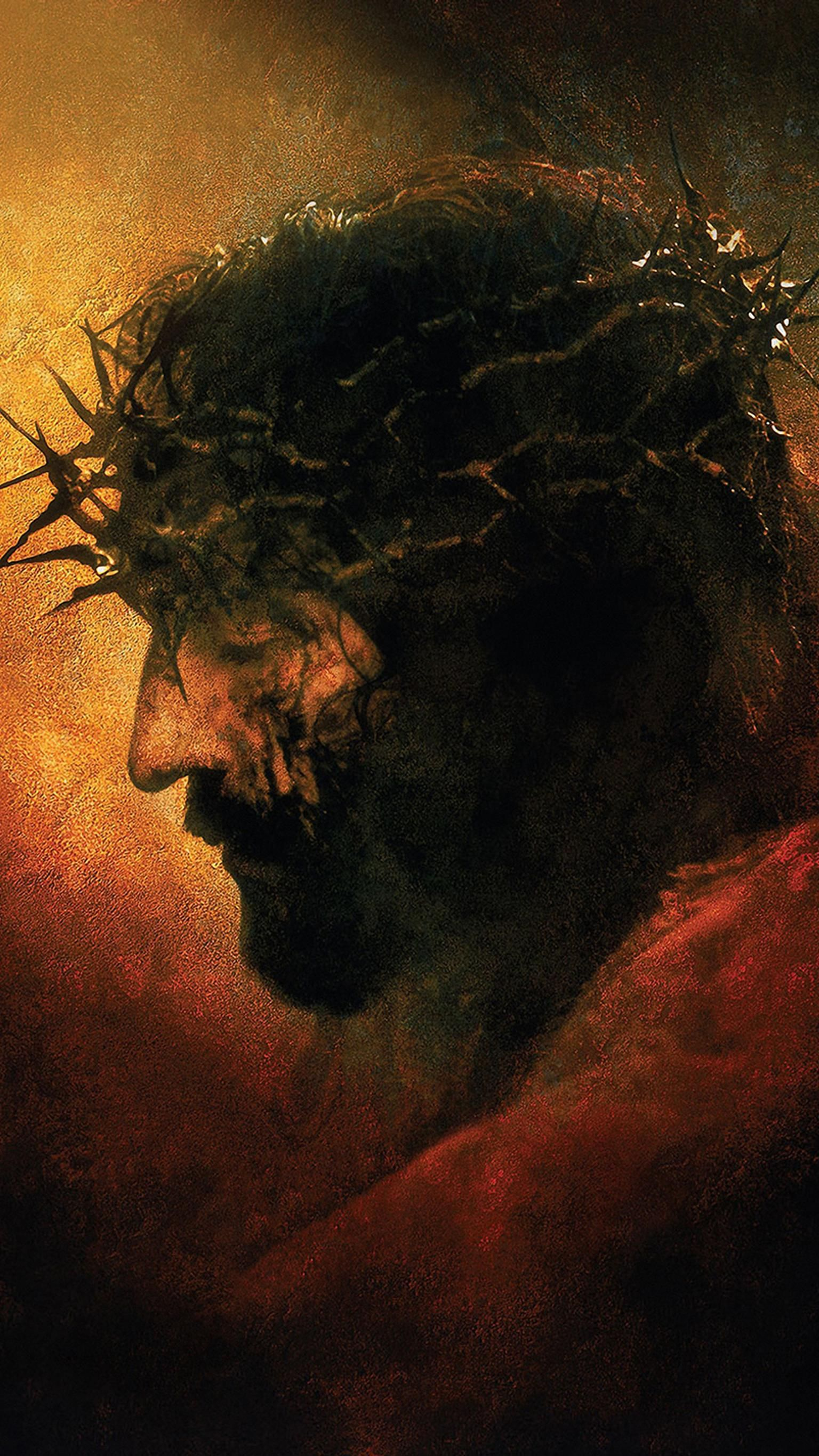 The Passion Of The Christ 2004 Phone Wallpaper Jesus Christ Artwork Jesus Christ Painting Jesus Painting