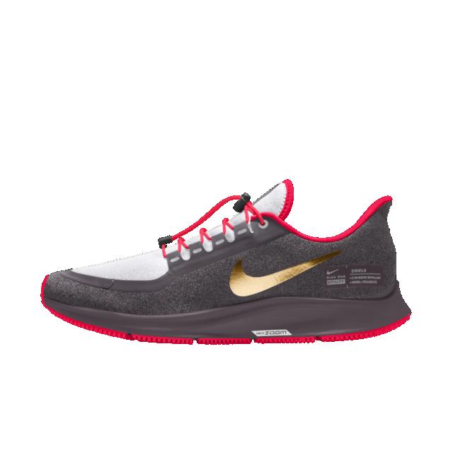 Nike Air Zoom Pegasus 35 Shield iD női futócipő  7cd5b7464c