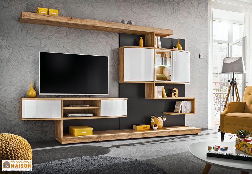 ensemble meuble tv design palermo 300 x