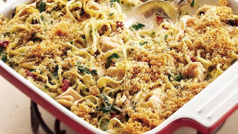 florentine tuna tetrazzini   recipe   tetrazzini, food