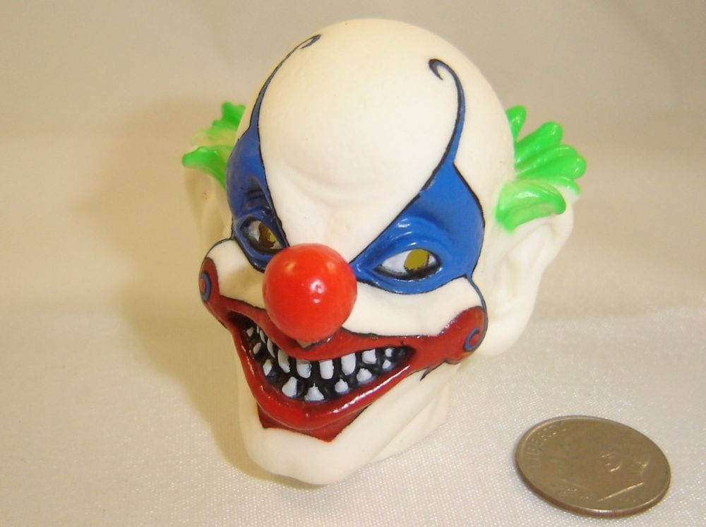 21st Century Ultimate Soldier Mad Bomber Clown Mask