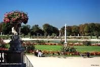 Luxembourg Gardens....Paris...magical