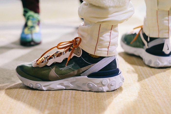UNDERCOVER Preview New Nike React Design - Sneaker Freaker 803992dfee9f