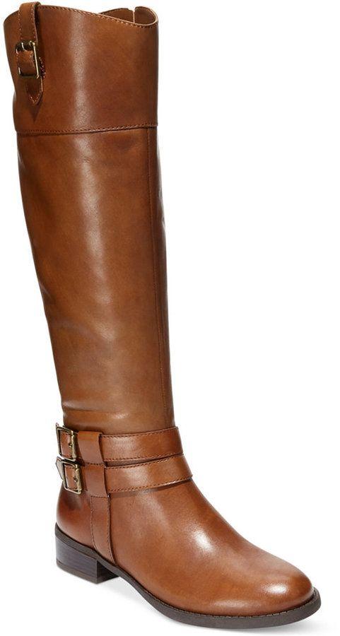 72bd9c1d96b INC International Concepts Women s Fahnee Wide Calf Riding Boots on  shopstyle.com